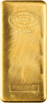 1 kg Johnson Matthey Gold Bar