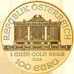 Austrian Gold Philharmonic Coins gold ira company