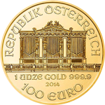 Austrian Gold Philharmonic Coins gold ira company